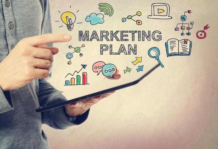 εργαστήριο marketing plan
